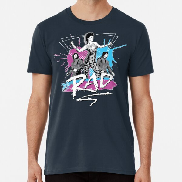 RAD : Music you can dance to! Premium T-Shirt