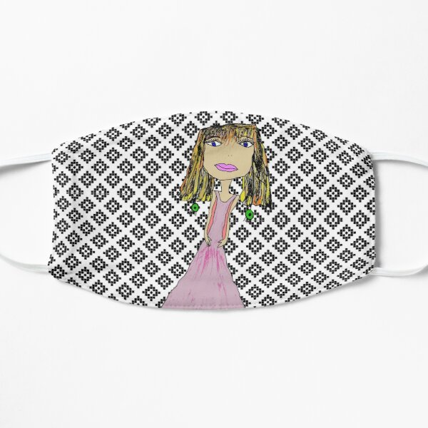 Pink lady from Casablanca Mask