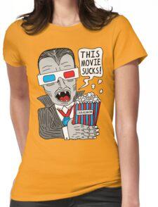 This Movie Sucks Womens Fitted T-Shirt