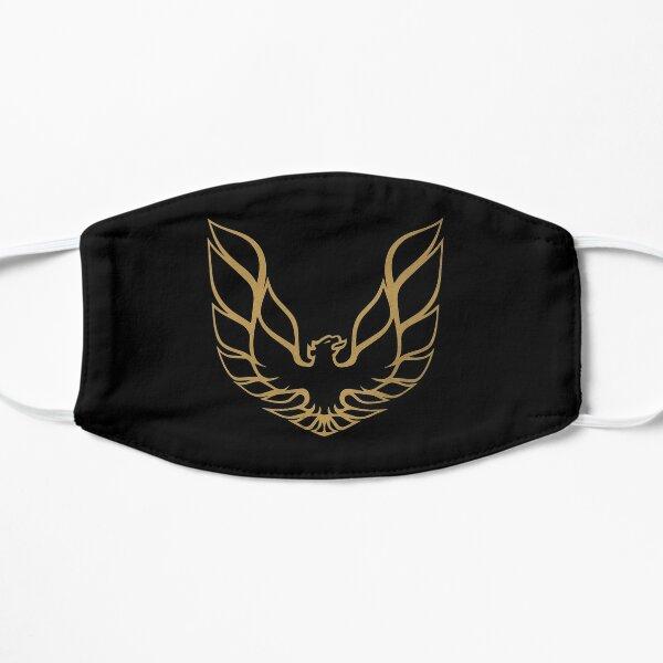 Classic Trans Am Logo Gold Flat Mask
