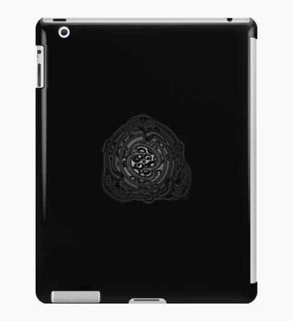 tuatara - slow tumble iPad Case/Skin