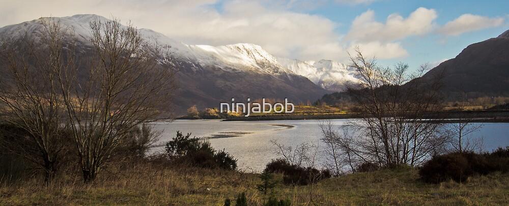 Loch Leven,Scotland. by ninjabob