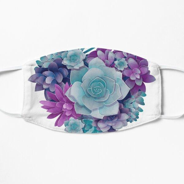 Succulent Love II Mask