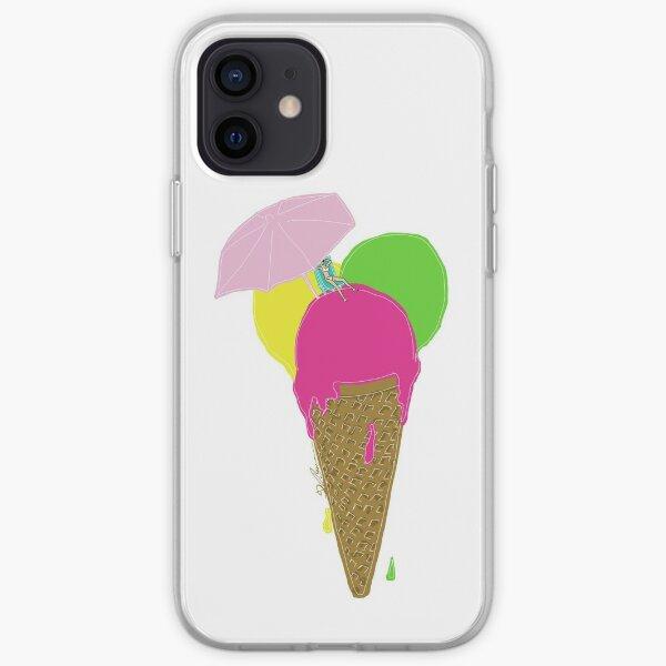 Ice ice iPhone Flexible Hülle