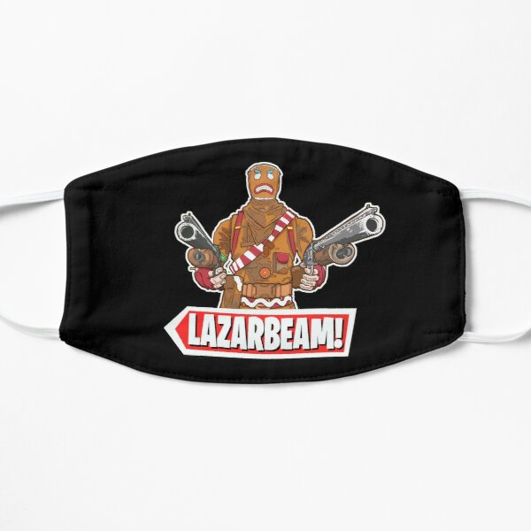 Lazarbeam Gingy Mask