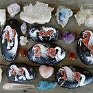 Rock 'N' Ponies - COPPER PONIES by louisegreen