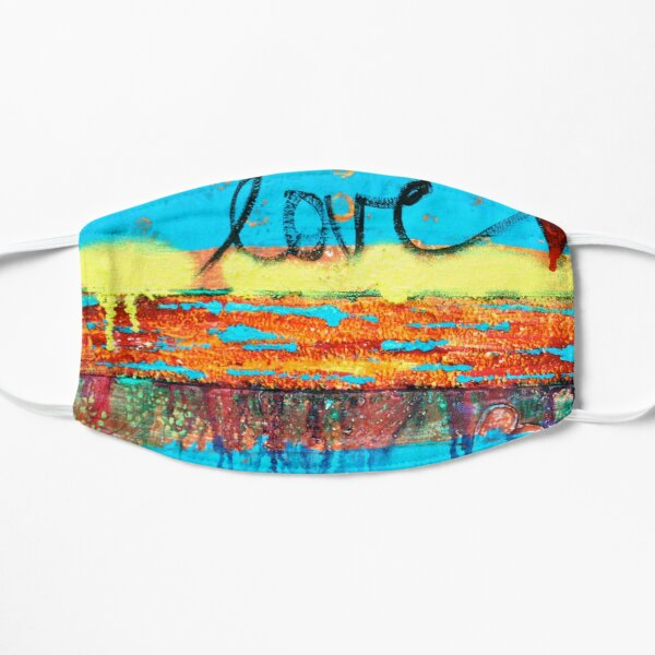 ABSTRACT LOVE  Mask