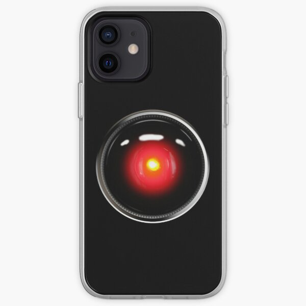 HAL9000 iPhone Soft Case