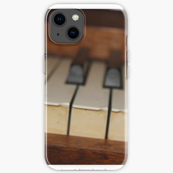 Piano Keys iPhone Soft Case