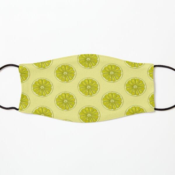 Zitronen Shot Maske für Kinder