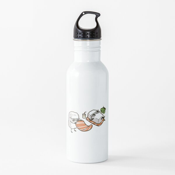 Sushi on the Beach Water Bottle