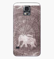 Walking Elephant Case/Skin for Samsung Galaxy