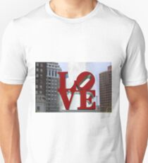 Love Park Slim Fit T-Shirt