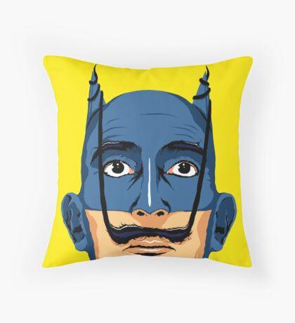Dali Knight Throw Pillow