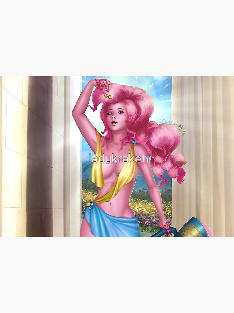 Goddess Of Happiness Greek by ladykraken
