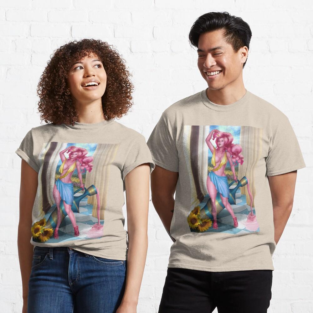 Goddess Of Happiness Greek Classic T-Shirt