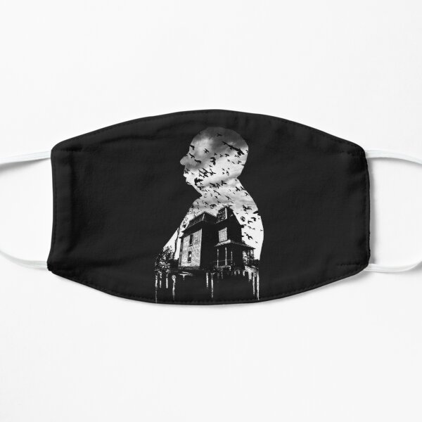Alfred Hitchcock Collage Mask