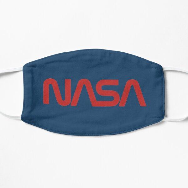 Vintage NASA Logo Flat Mask