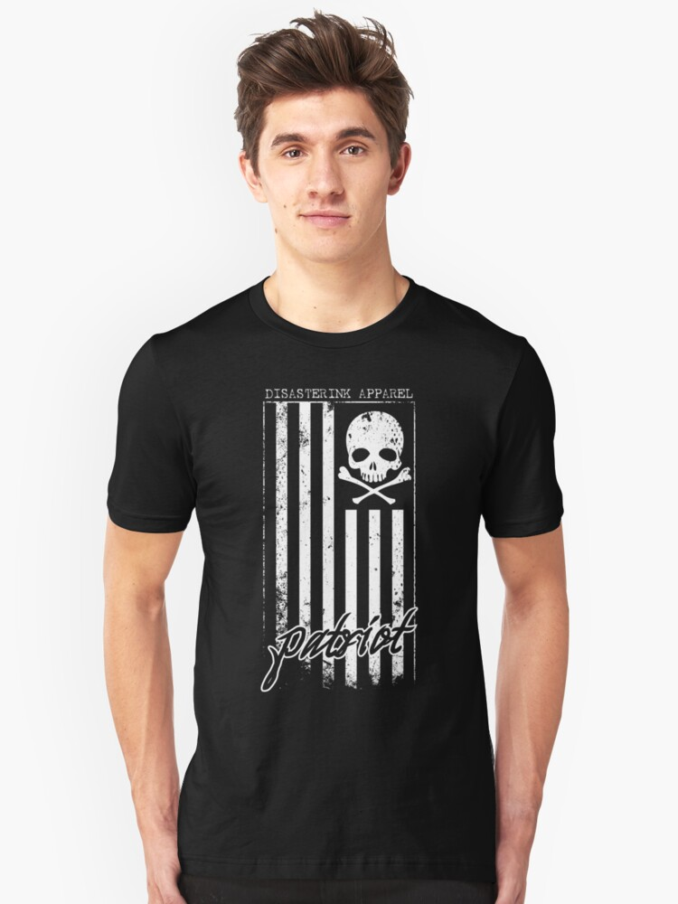 PATRIOT Unisex T-Shirt Front