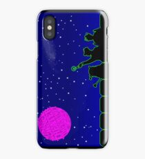 Mystery Science Timey-Wimey iPhone Case/Skin