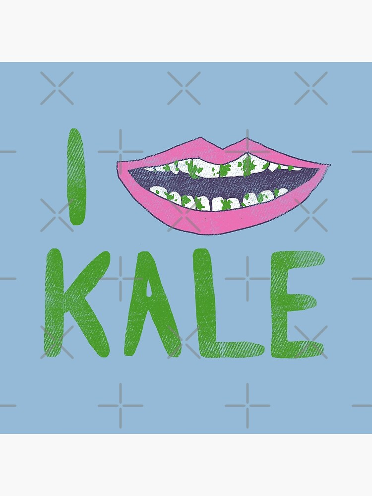 I Heart Kale by wytrab8
