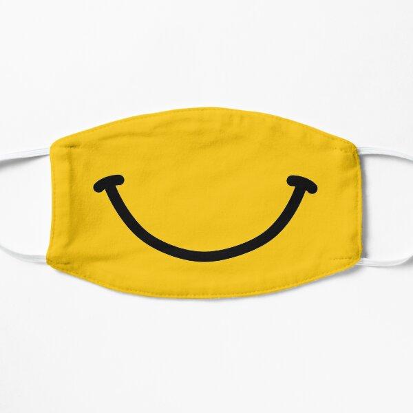Happy Smile Mask Yellow Mask