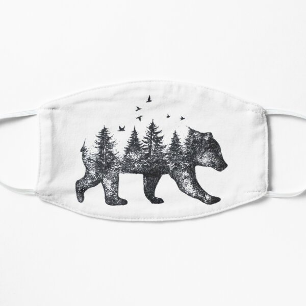 Bear Country Mask
