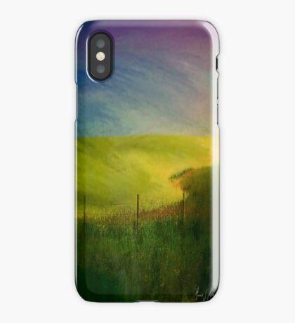 Canola Dreams iPhone Case