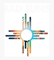 Bad Suns Photographic Print