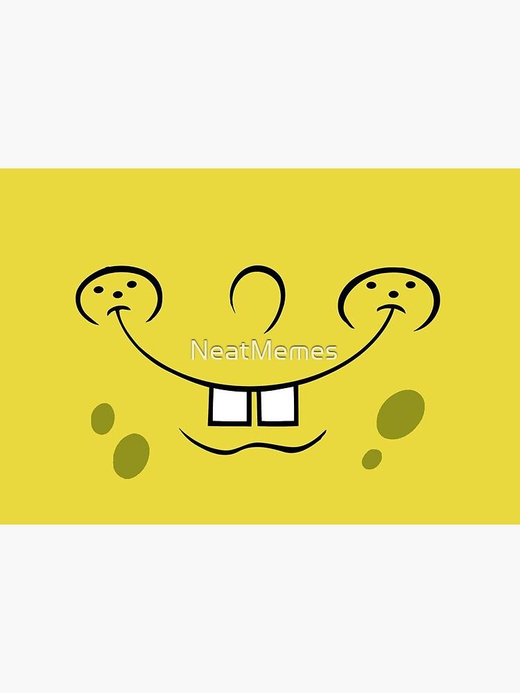 Spongebob Mask by NeatMemes