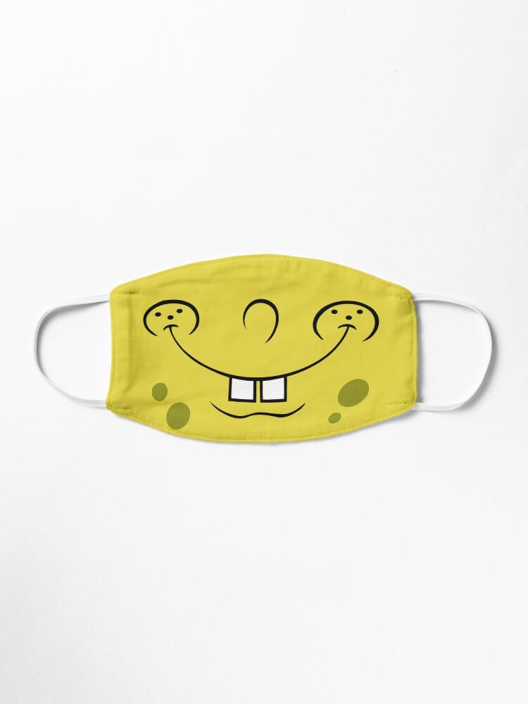 Alternate view of Spongebob Mask Mask