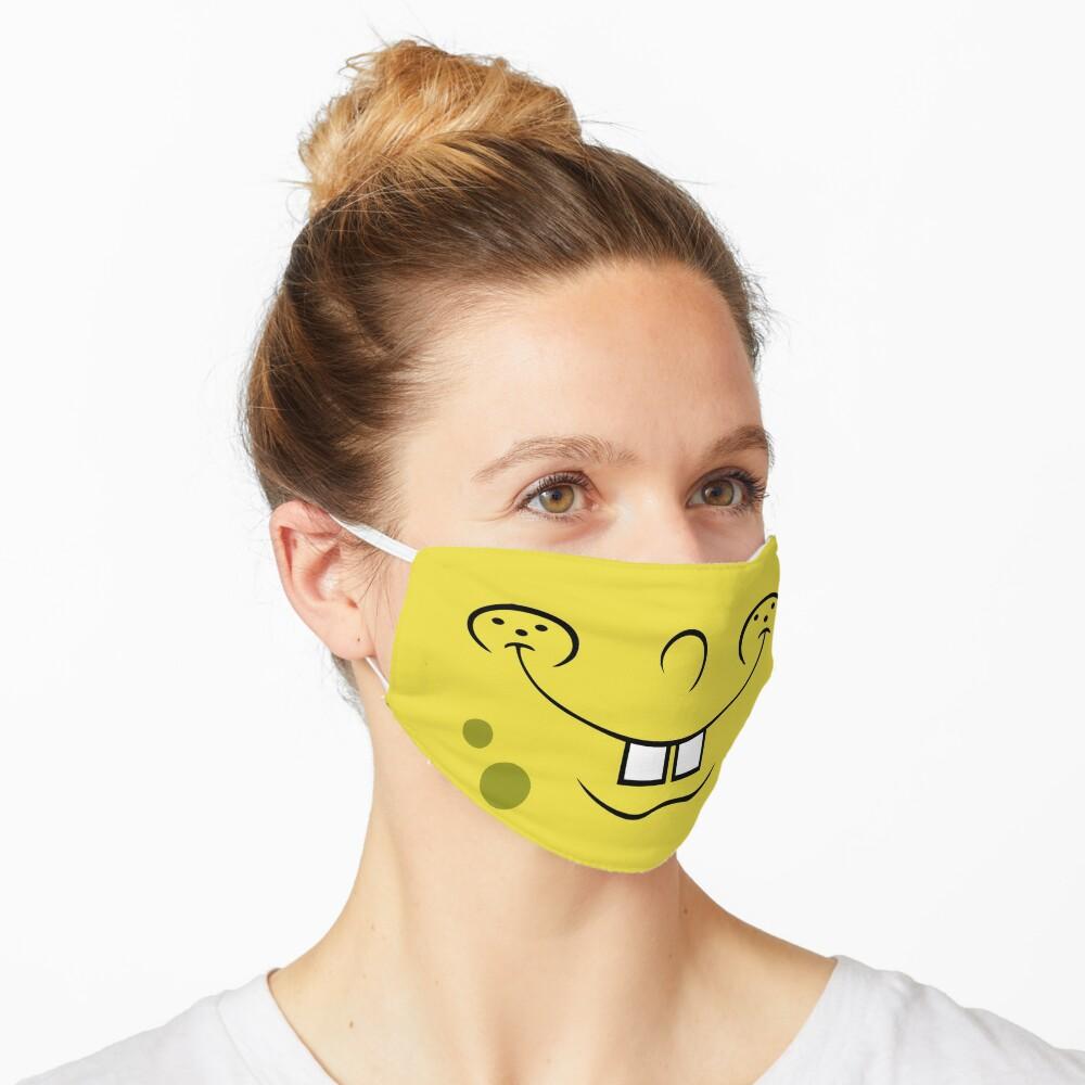 Spongebob Mask Mask