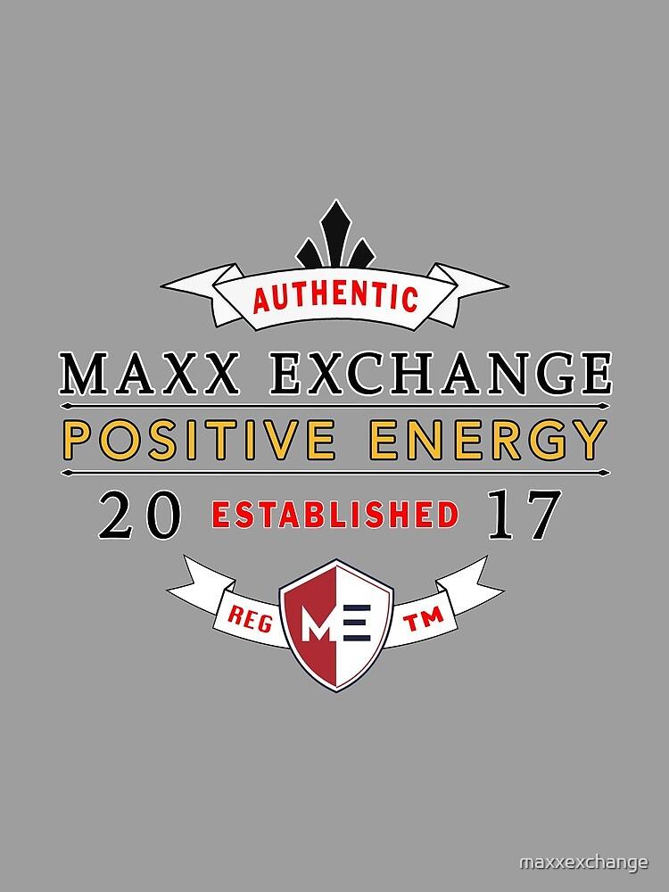 Maxx Exchange Positive Energy Smile Spiritual Motivation. by maxxexchange