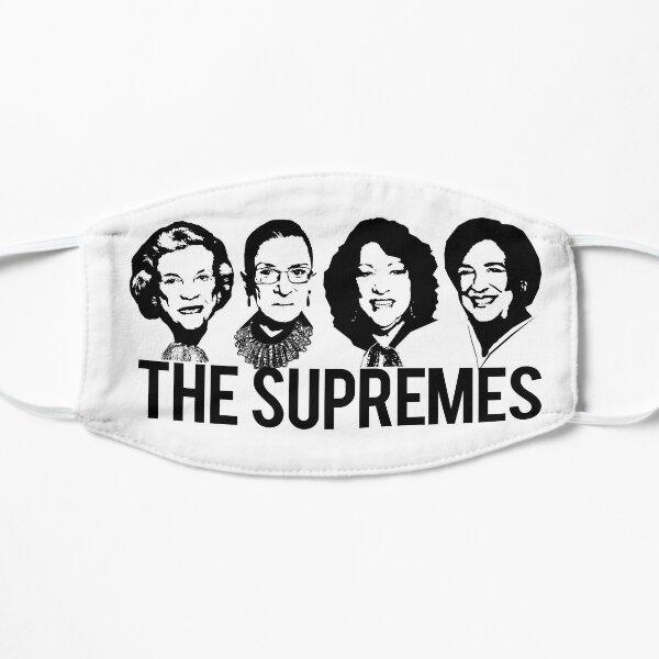 THE SUPREMES Supreme Court RBG Sotomayor Kagan Meme  Mask