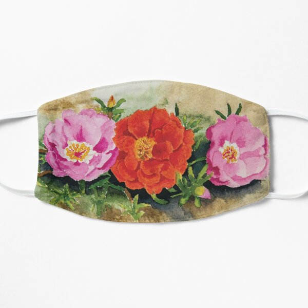 Moss Roses Mask