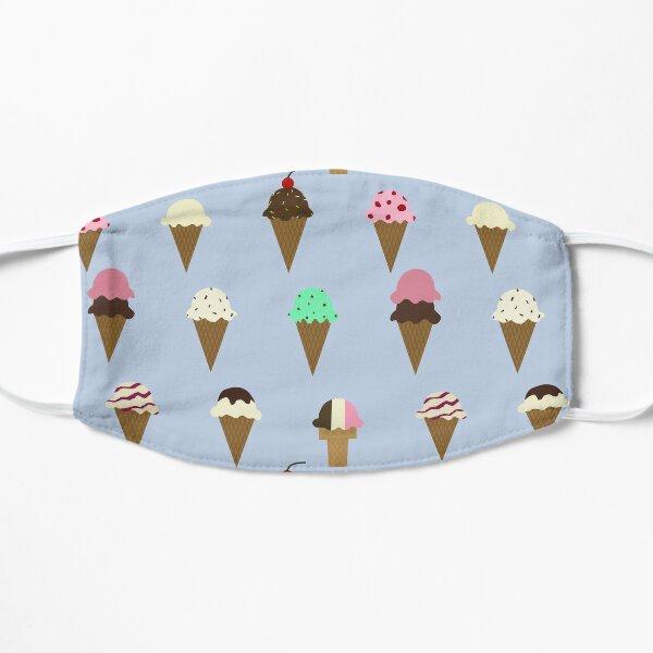 Ice Cream light blue Mask
