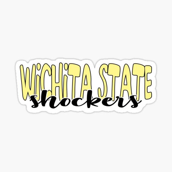 Wichita State Shockers Sticker