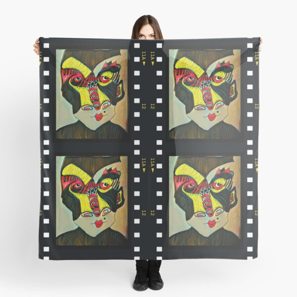 Hidden Meaning Scarf