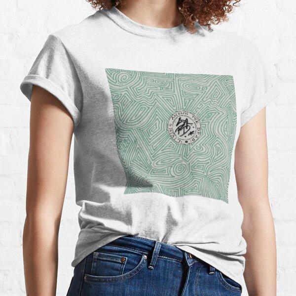 Living Among The Dead logo Classic T-Shirt