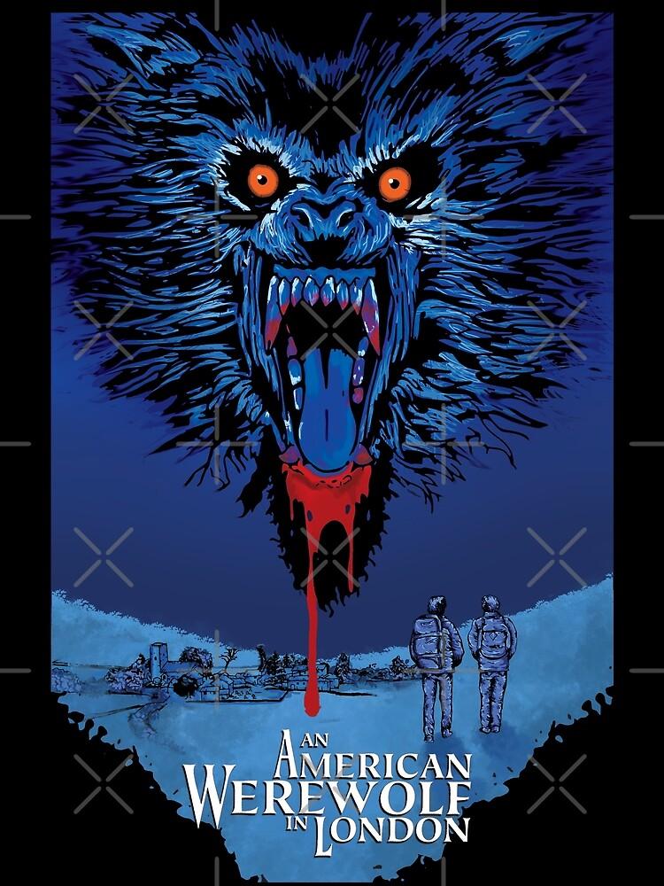 An American Werewolf in London by ryaneliz91