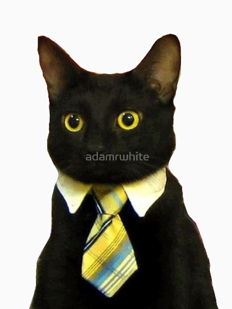Business Cat | Unisex T-Shirt
