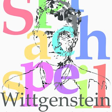 Wittgenstein by noelr7