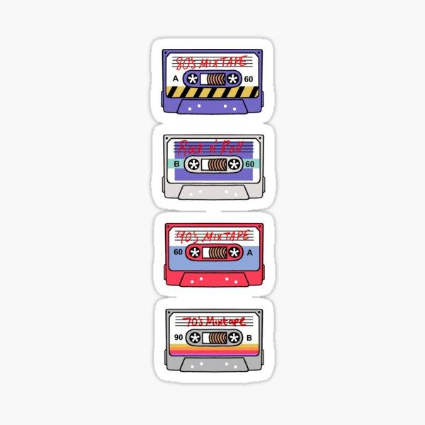 Mix Tapes Sticker