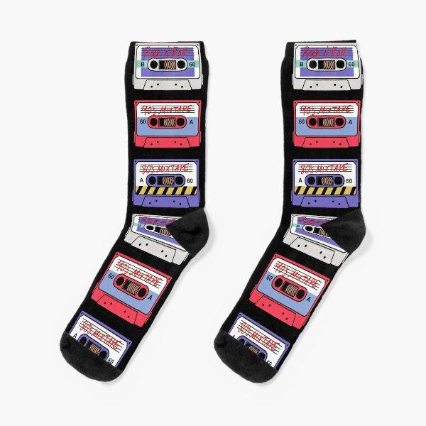 Mix Tapes Socks