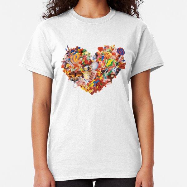 Heart (Candy) Classic T-Shirt