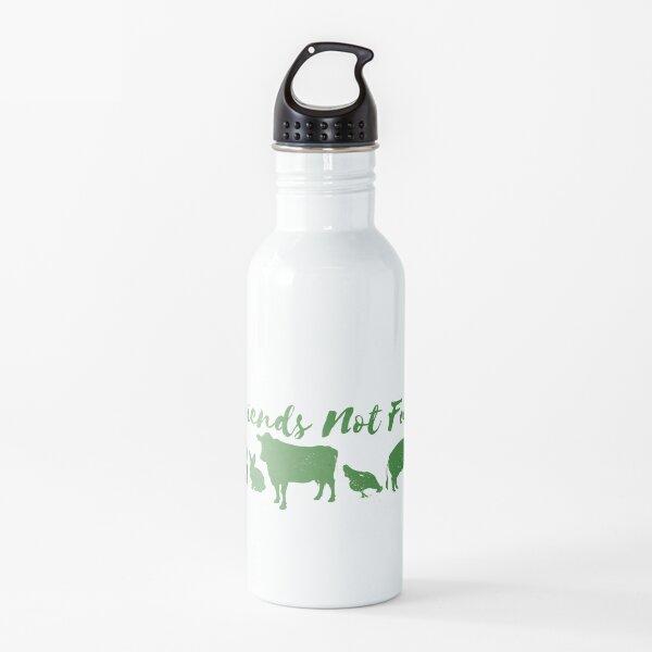 Friend Not Food - Vegan Water Bottle