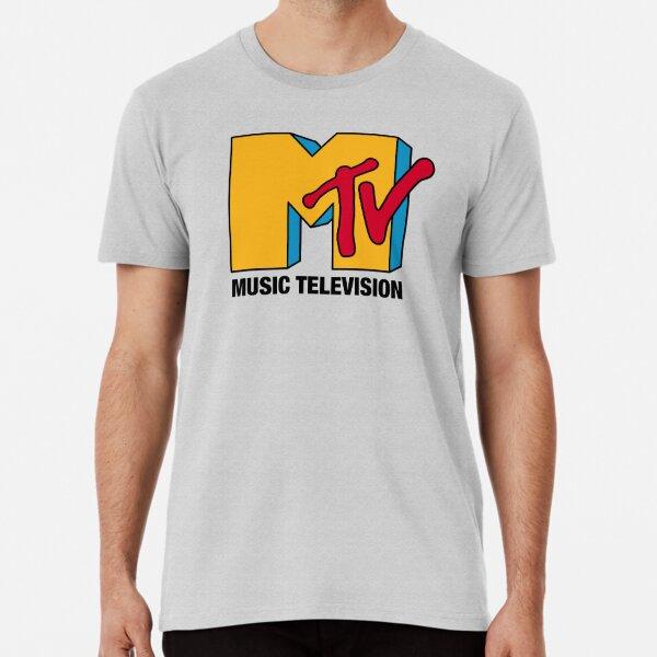 MTV Classic Logo Premium T-Shirt