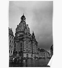Frauenkirche, Dresden Poster