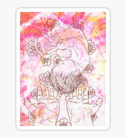 Celebrating Birth Sticker