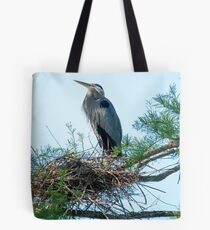 Supreme Ruler of the Nest Tote Bag
